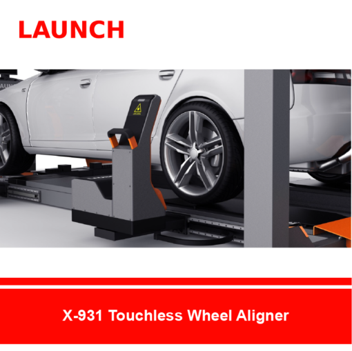 X-931 Touchless Wheel Aligner (2)