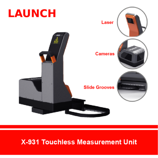 X-931 Touchless Wheel Aligner