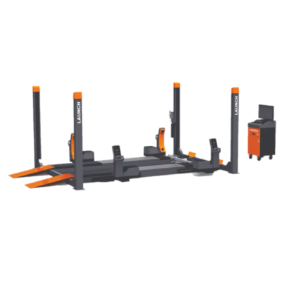 X-931 Touchless Wheel Alignment