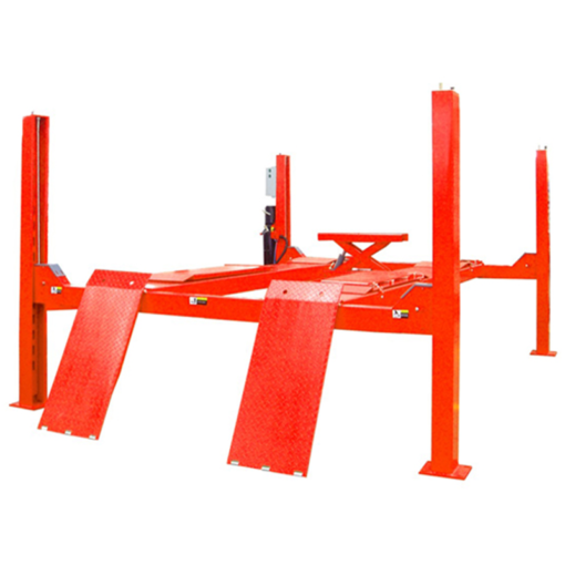 TLT445 - Wheel Alignment 4 Post Lift (Rated Capacity: 6.3 Ton)