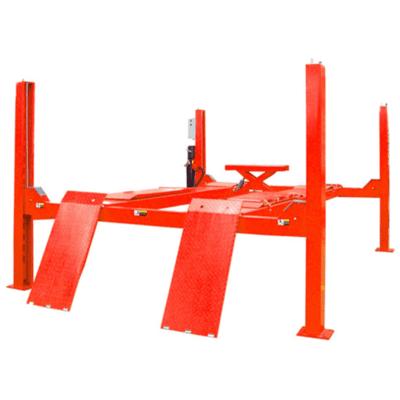 TLT445W - Wheel Alignment 4 Post Lift (Rated Capacity: 4 Ton)